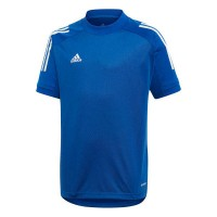 adidas Condivo 20 Trikot Training royal blue-white Kinder
