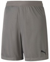 Puma teamFINAL 21 Knit Shorts steel grey Kinder