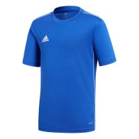 adidas Core 18 Trainingstrikot bold blue-white Herren