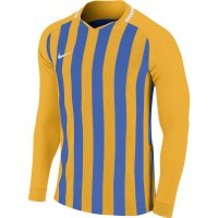 Nike Striped Division III Trikot UNIVERSITY GOLD/ROYA Kinder