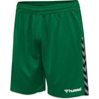 Hummel Authentic Poly Shorts evergreen Herren