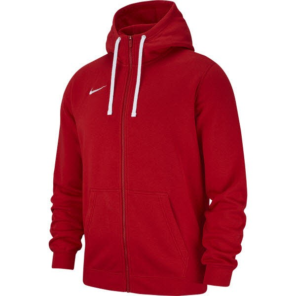 Nike Team Club 19 Full Zip Hoodie - Bild 1