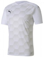 Puma teamFINAL 21 Graphic Trikot puma white-grey Herren