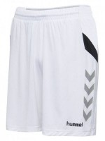 Hummel Tech Move Poly Shorts WHITE Herren
