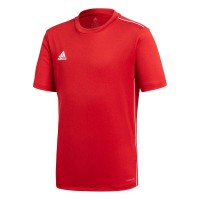 adidas Core 18 Trainingstrikot power red-white Herren