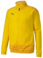 Puma teamGOAL 23 Training Jacke CYBER YELLOW-SPECTRA Herren