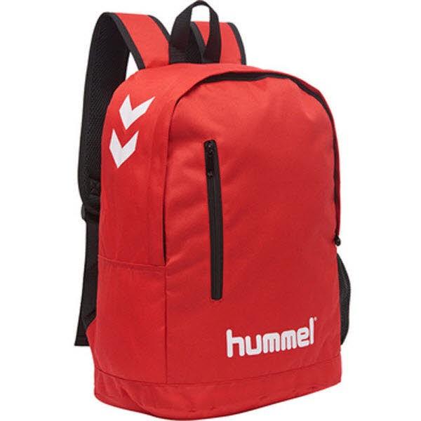 Hummel Core Rucksack true red Unisex - Bild 1