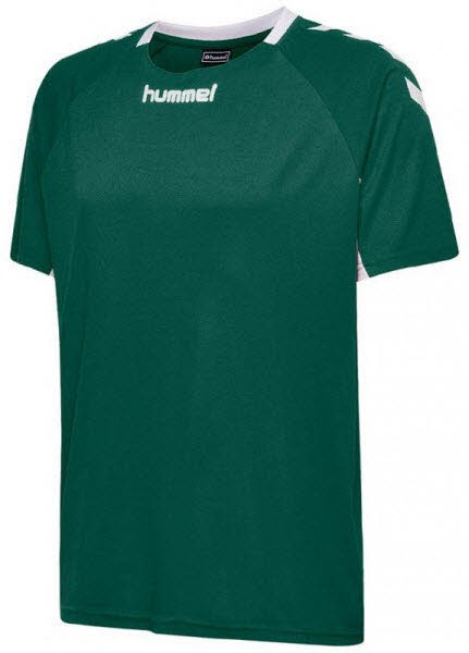 Hummel Core Team Trikot evergreen Herren - Bild 1