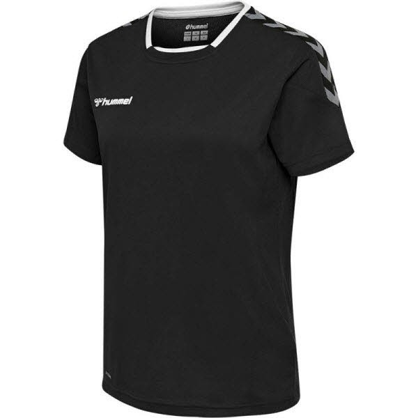 Hummel Authentic Poly Trikot black-white Damen - Bild 1
