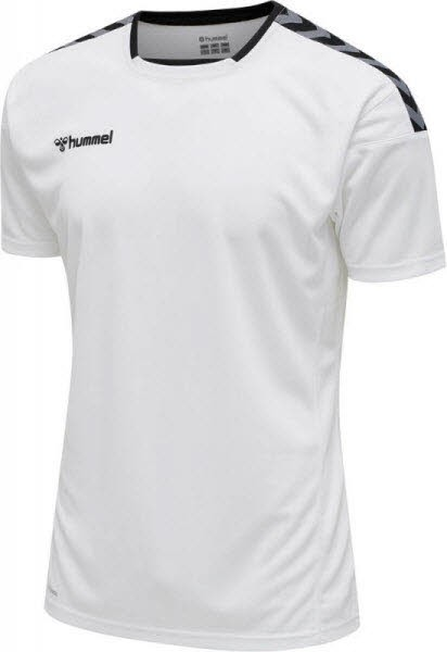 Hummel Authentic Poly Trikot WHITE Kinder - Bild 1