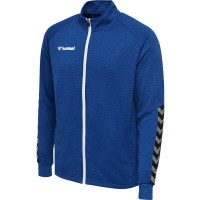 Hummel Authentic Poly Trainingsjacke true blue Herren