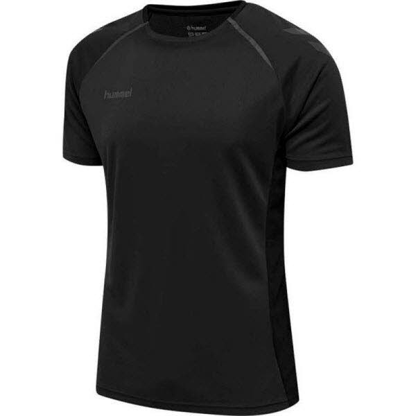 Hummel Authentic Pro Trikot ANTHRACITE Herren - Bild 1