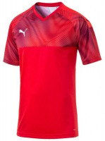 Puma CUP Jersey Jr Trikot puma red-white Kinder