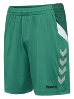 Hummel Tech Move Kids Poly Shorts Kinder SPORTS GREEN Kinder