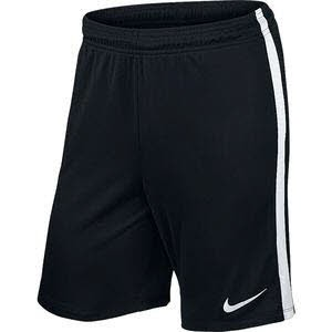 YTH LEAGUE KNIT SHORT NB schwarz