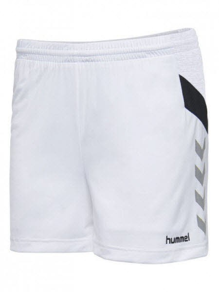 Tech Move Woman Poly Shorts Damen weiß - Bild 1