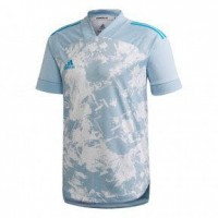 adidas Condivo 20 Trikot easy blue-white Kinder