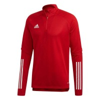 adidas Condivo 20 Trainings Top power red - white Herren