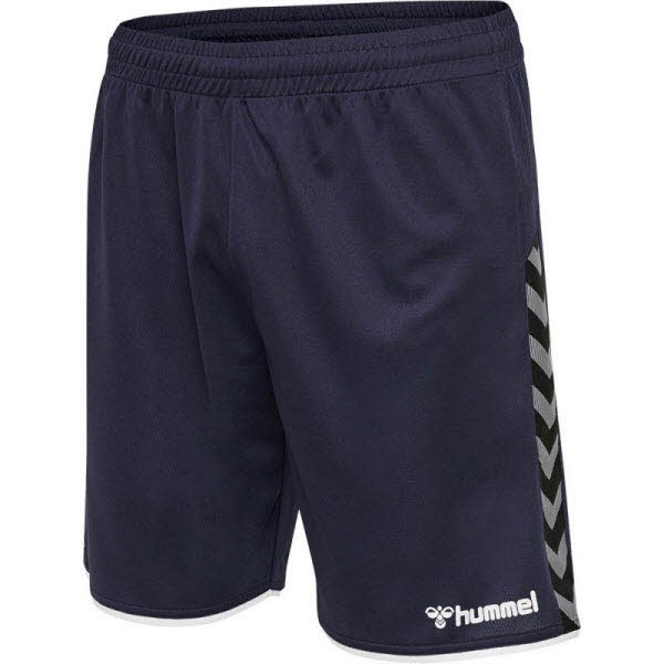 Hummel Authentic Poly Shorts marine Herren - Bild 1