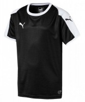 Puma LIGA Jr Trikot puma black-white Kinder