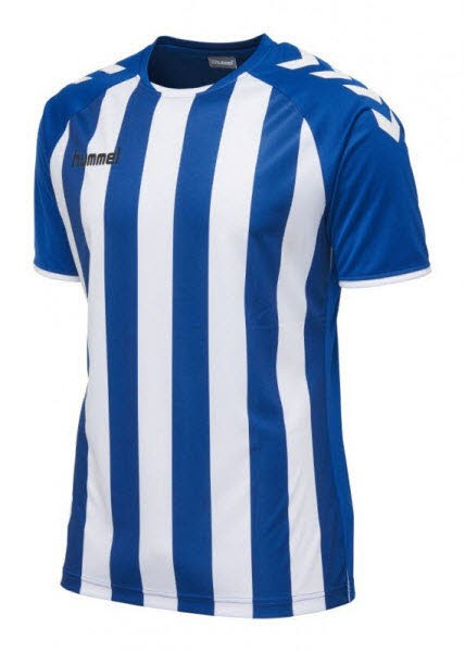 Hummel Core Striped Trikot blue-white Kinder - Bild 1