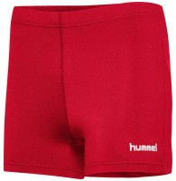 Hummel Core Hipster Shorts true red Damen