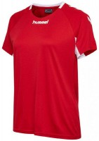 Hummel Core Team Trikot true red Damen