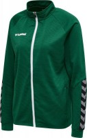 Hummel Authentic Poly Trainingsjacke evergreen Damen