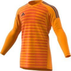 AdiPro 18 Goalkeeper Jersey Longsle orange