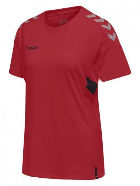 Tech Move Jersey Trikot Damen rot - Bild 1