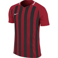 Nike Striped Division III Trikot UNIVERSITY RED/BLACK Kinder
