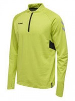 Hummel Tech Move Half Zip Sweatshirt EVENING PRIMROSE Herren