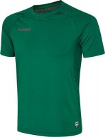 Hummel First Performance Funktionsshirt evergreen Herren