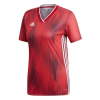 adidas Tiro 19 Trikot power red-white Damen