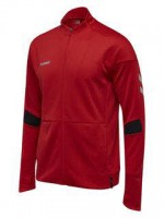 Hummel Tech Move Poly Zip Trainingsjacke TRUE RED Herren