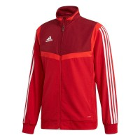 adidas Tiro 19 Präsentationsjacke power red-white Herren