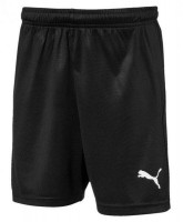 Puma LIGA Shorts Core Jr puma black-white Kinder