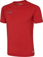 Hummel First Performance Funktionsshirt true red Kinder