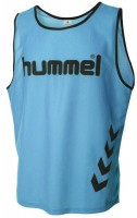 Hummel Fundamental Markierungshemd neon blue Kinder