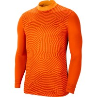 Nike Gardien III Torwarttrikot Langarm Total Orange Kinder