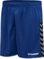 Hummel Authentic Poly Shorts true blue Herren