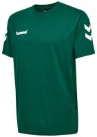 Hummel Go Cotton T-Shirt evergreen Kinder