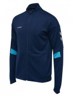 Hummel Tech Move Poly Zip Trainingsjacke SARGASSO SEA Kinder