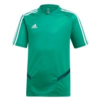 adidas Tiro 19 Trainingstrikot bold green-white Kinder