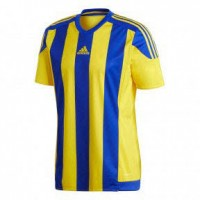 adidas Striped 15 Trikot YELLOW/BOBLUE Herren
