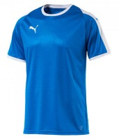 Puma LIGA Trikot electric blue-white Herren
