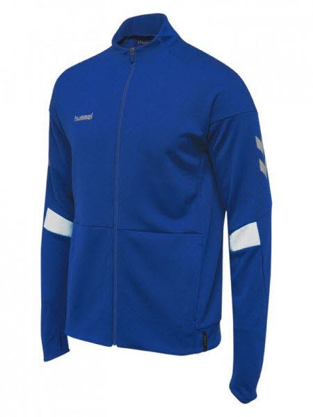 Hummel Tech Move Poly Zip Trainingsjacke TRUE BLUE Herren - Bild 1