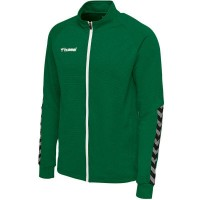 Hummel Authentic Poly Trainingsjacke evergreen Kinder