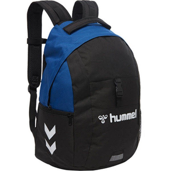 Hummel Core Ball-Rucksack true blue-black Unisex - Bild 1