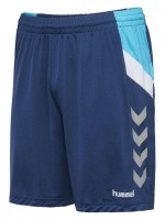 Hummel Tech Move Kids Poly Shorts Kinder SARGASSO SEA Kinder